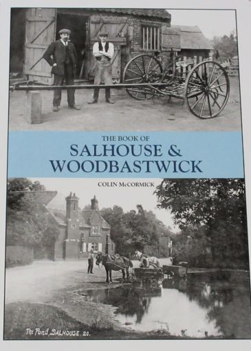 The Book Salhouse and Woodbastwick, by Colin McCormick